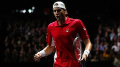 John Isner renverse Rafael Nadal à la Coupe Rod Laver