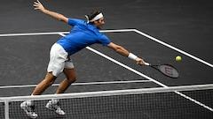 Roger Federer et l'Europe remportent la Coupe Laver