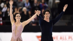 Virtue et Moir, encore champions canadiens en danse
