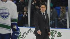 Les Canucks confirment l'embauche de Travis Green comme entraîneur-chef