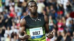 «Je ne suis pas inquiet» - Bolt