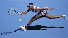 Venus Williams en quarts de finale à Melbourne