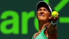 Azarenka envisage un retour avant Wimbledon