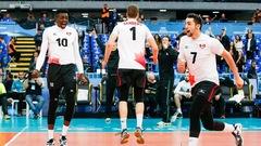 Les Canadiens abandonnent leur rôle de négligés au volleyball
