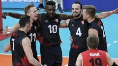 Le Canada l'emporte sur la Belgique en Ligue mondiale