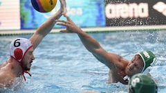 Water-polo : sortie honorable pour les Canadiens