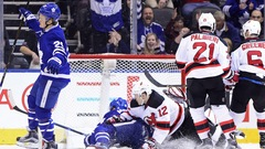 Devils 2 - Maple Leafs 4 : faits saillants
