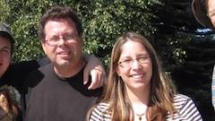 Catherine et Chris Kubash