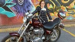 Les filles à moto: de la mécanique au plaisir de conduire