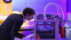 L'évolution étonnante de l'imprimante 3D