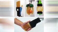 Un robot mou capable de guérir de ses blessures