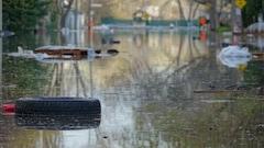 Inondations: l'aide psychologique sera disponible pour les semaines à venir