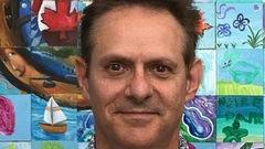 Portrait d'Yvon Loiselle.