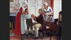 Le premier vaccin en Occident