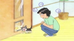 Chi et la chatière