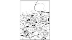 Coloriage - Halloween