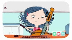 L'appel du violoncelle