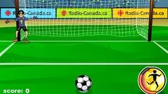 Compétition de soccer