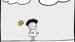 """Joue à """"Léon pâtisseries"""" avec Léon (ce jeu est en Flash)"""