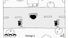 """Joue à """"Ravitaillement Léon"""" avec Léon (ce jeu est en Flash)"""