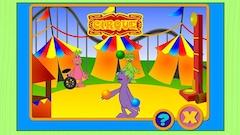 """Joue à """"Les Hoobs - Cirque"""" (ce jeu est en Flash)"""