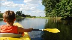 Canot, canoë ou kayak?