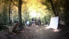 Journée de tournage