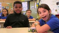 Merci : École sans frontière