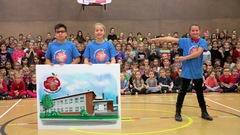 Soyons géants - École Benoît-Duhamel