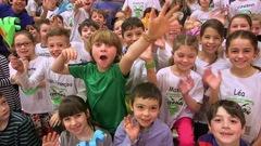 Tout le bonheur du monde - École des Pionniers