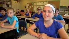 Les violons d'Acadie - École Sainte-Bernadette