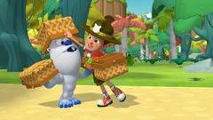 Ranger Rob et Ranger Sam