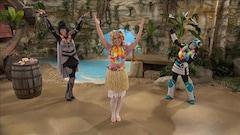 Chanson Cricri princesse tiki