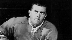 Le 500e but de Maurice Richard