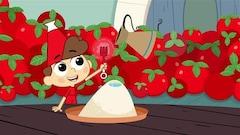 Le concours de tomates