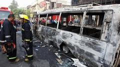 Attentat à Bagdad : le bilan continue de s'alourdir