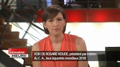 Entrevue avec Rosaire Houde
