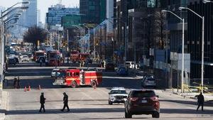 Quel est l'impact de l'attaque au camion-bélier sur la réputation touristique de Toronto?