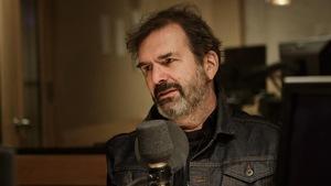 Pierre Flynn et Le Paysagiste en studio