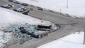 Ottawa n'est pas pressé de rendre obligatoire la ceinture de sécurité dans les autocars