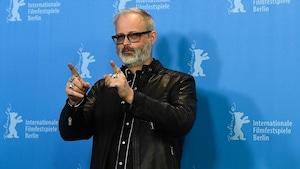 Denis Côté à la Berlinale en février 2016