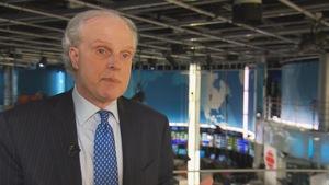 Alain Giguère, président de la firme CROP