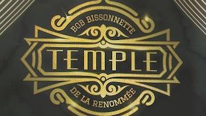 La couverture de l'album posthume de Bob Bissonnette.
