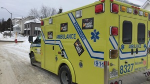 Les ambulanciers affiliés à la FTQ en Abitibi-Témiscamingue sont en grève