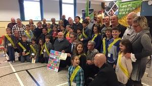 La MRC d'Arthabaska est devenue la première au Québec à obtenir l'accréditation de MRC amie des enfants.