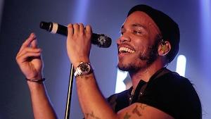 Le chanteur Anderson .Paak