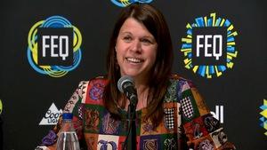 Anne Hudon est la nouvelle directrice générale du Festival d'été de Québec
