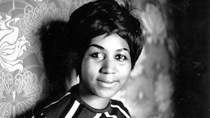Aretha Franklin durant les années 1960