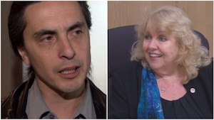 Arlen Dumas et Lynn Beyak