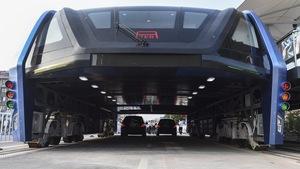 L'autobus chinois de l'avenir était une fraude